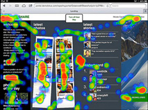 HEat Map Tracking Software